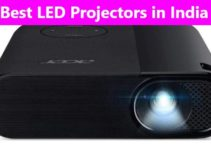 8 Best LED Projectors in India Reviews and Buying Guide(May 2021)