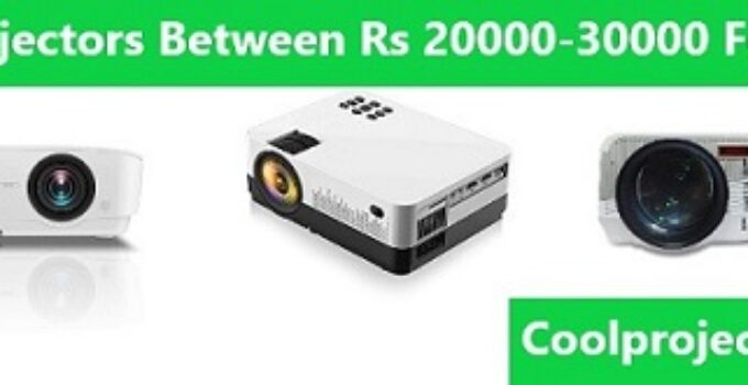 Best Projectors Under Rs 30000 rupeess for Home